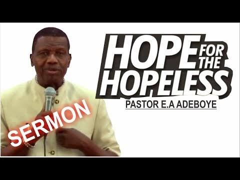 Open Heaven 25 December 2020 – A MESSAGE OF HOPE