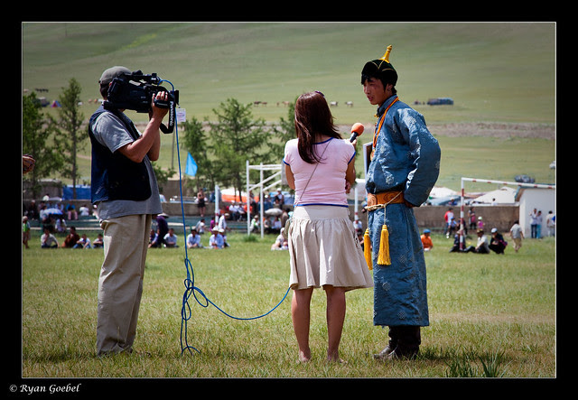 The Closest I Got To Seeing Mongolian Archery