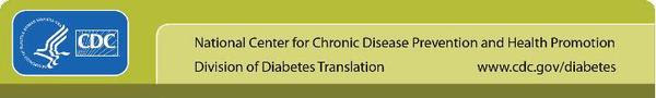 CDC Division of Diabetes Translation