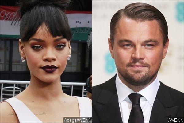 Rihanna Denies Dating Leonardo DiCaprio
