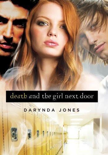 Death and the Girl Next Door (Darklight) by Darynda Jones