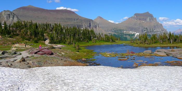 P1170228 Hidden Lake Trail