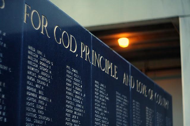 Portland WWII Memorial