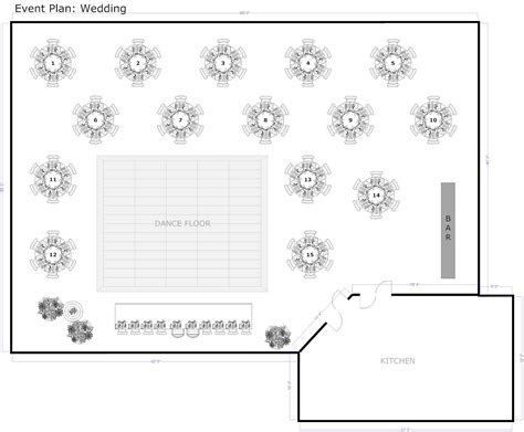 30 Images of Event Table Layout Template   leseriail.com
