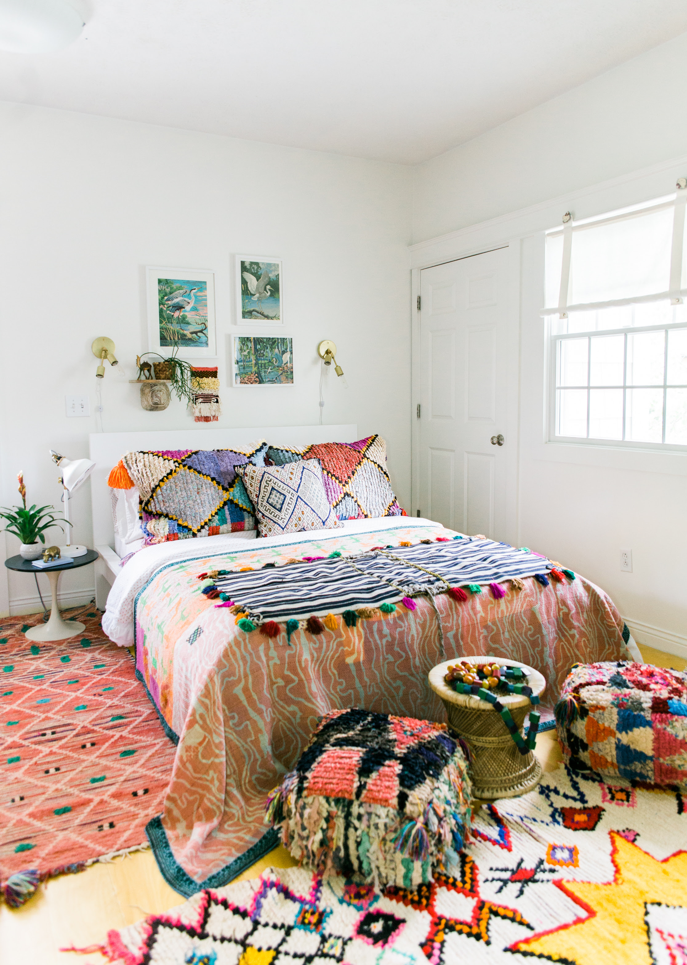 Bohemian Bedroom Designs That Will Catch Your Attention ...