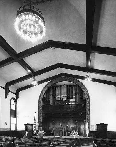 Sinai Congregation Building, 1909