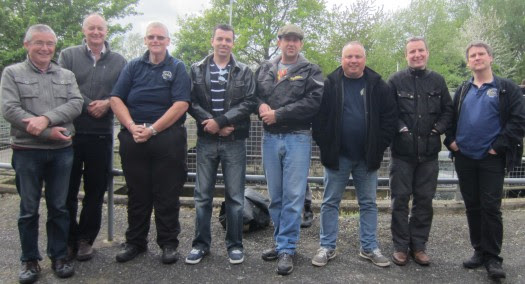 The lads at Sandford Mill for IMD 2014