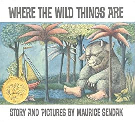 """Cover of """"Where the Wild Things Are"""""""