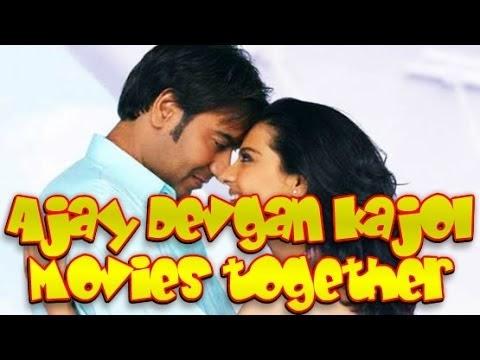 Ajay Devgan And Kajol Film List