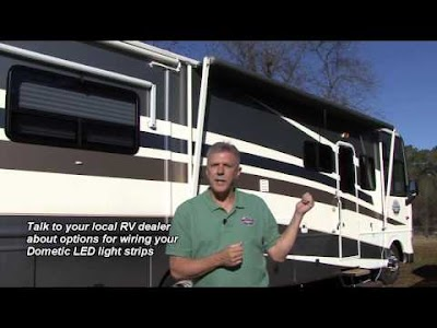 VIDEO: LED Lighting for your RV