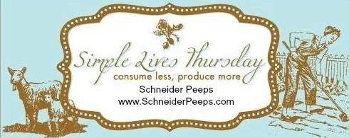 SchneiderPeeps - Simple Lives Thursdays Link Up