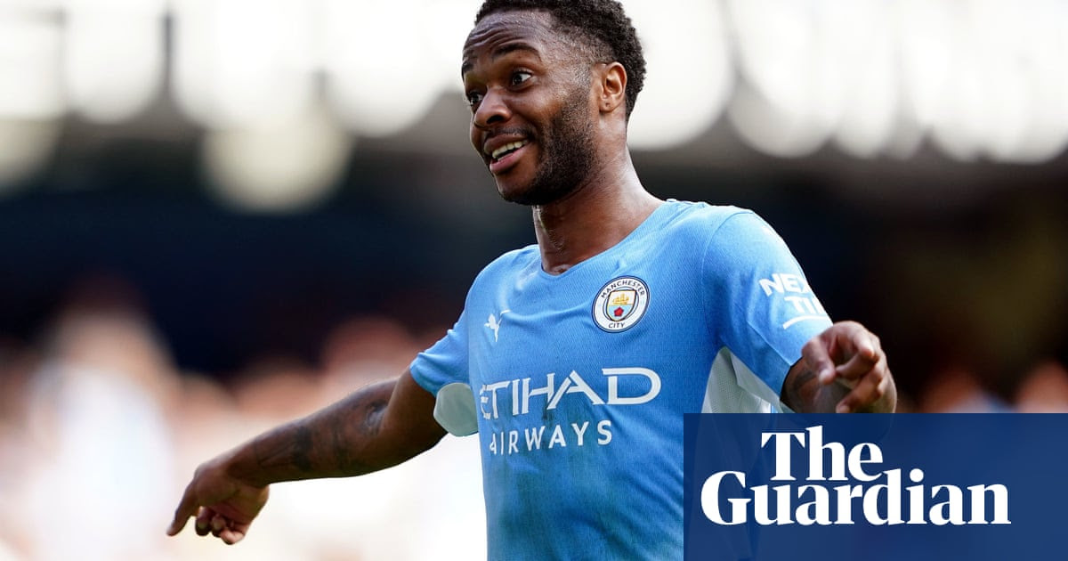 Raheem Sterling admits considering move abroad from Manchester City