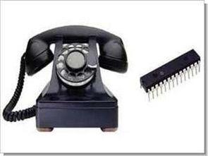 Mạch điều khiển thiết bị từ xa với điện thoại DTMF