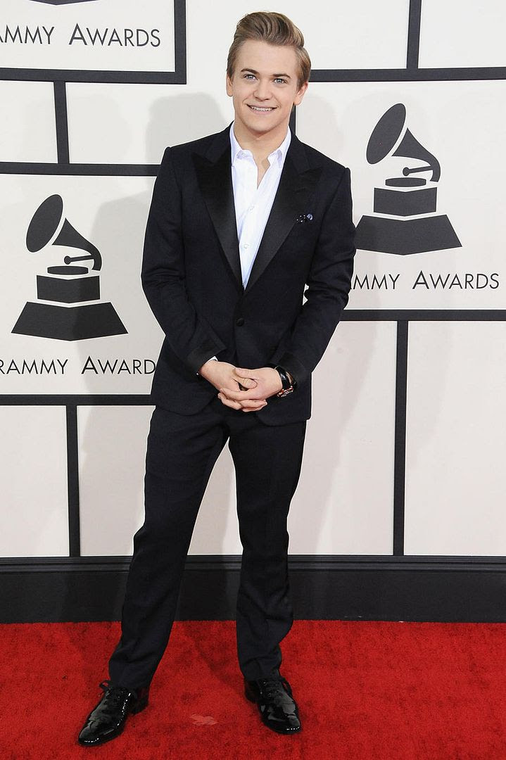 Grammy Awards 2014 photo 8ed4205f-5481-416a-a556-5bc3d75026a4_HunterHayes-Grammys.jpg