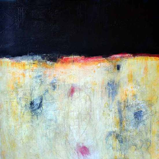 "Static by Filomena Booth Acrylic ~ 36"" x 36"""