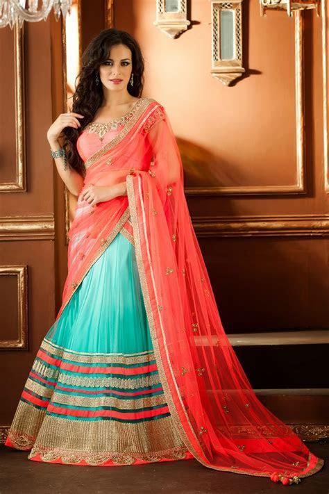 albarino net: Bollywood Designer Bridal Wear Lehenga Choli