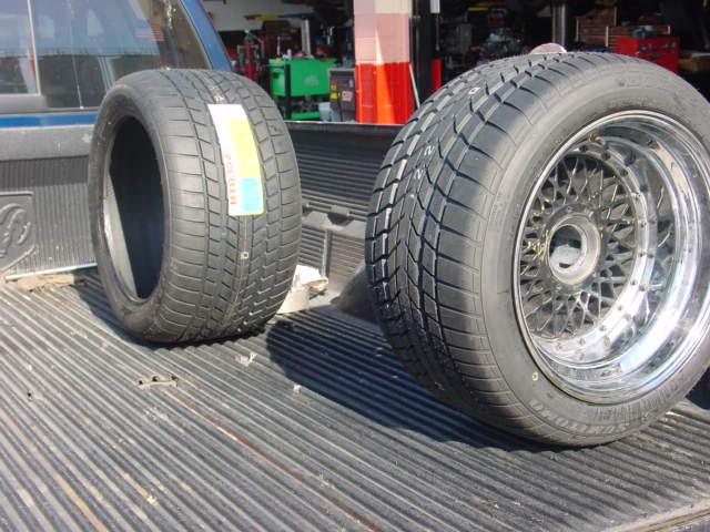 Whats The Widest Tire For 18 Wheels Rennlist Porsche Discussion Forums