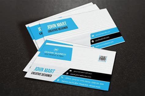 Creative Business Card v.2 ~ Business Card Templates