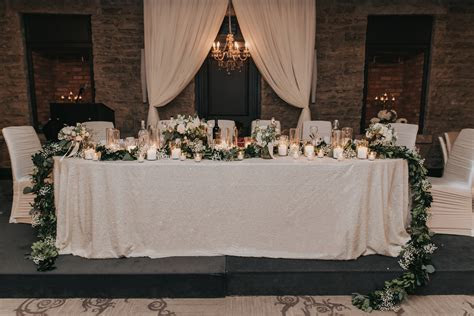 Wedding Decor   Head Table, Backdrop   Stone Mill Inn   St