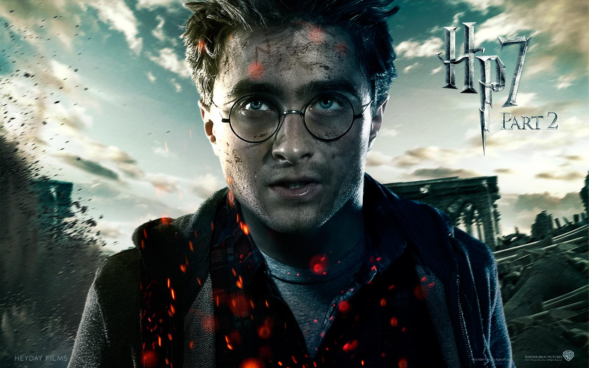 Full Movie Harry Potter and the Deathly Hallows: Part 1 High Quality
