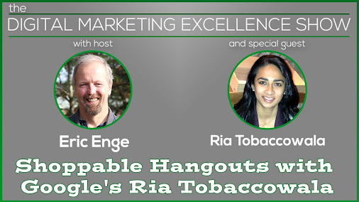 Shoppable Hangouts with Google's Ria Tobaccowala