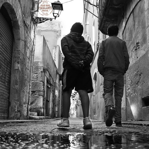 THE WAY OF HOPE - street photography by joan_roig