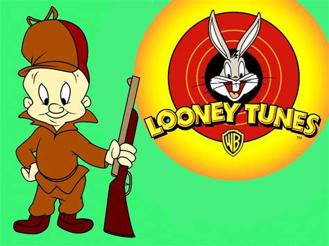 hunter elmer fudd  bugs bunny looney tunes cartoon