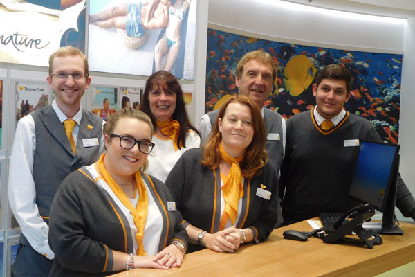 Thomas Cook agents learn sign language to serve clients