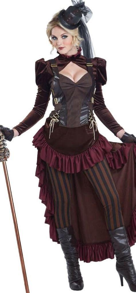 Steampunk dresses plus size   PlusLook.eu Collection