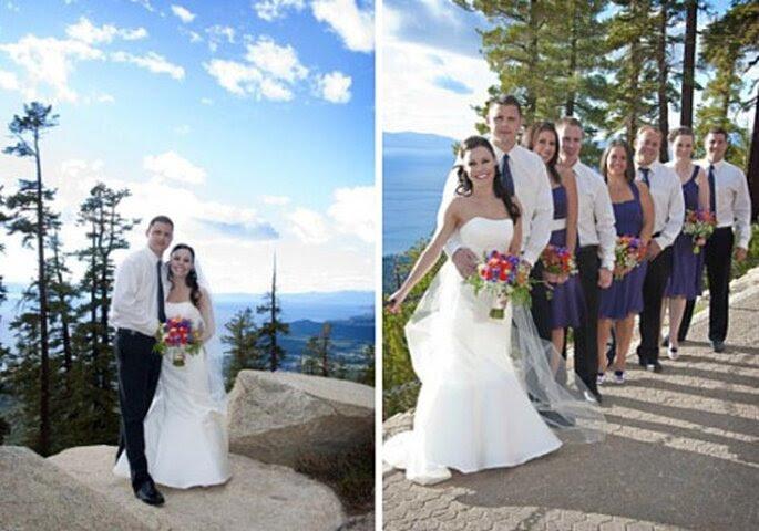 Photo by Ocean Blue Photography and Design via Brenda 39s Wedding Blog