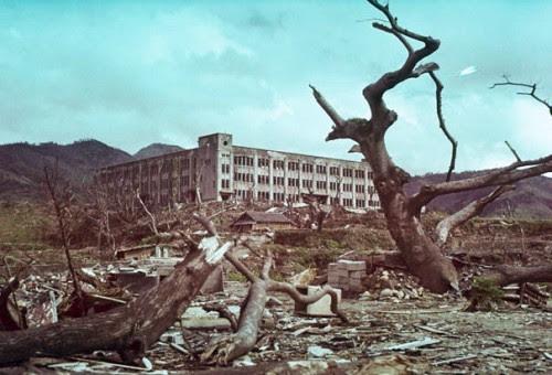 Nagasaki - August 1945