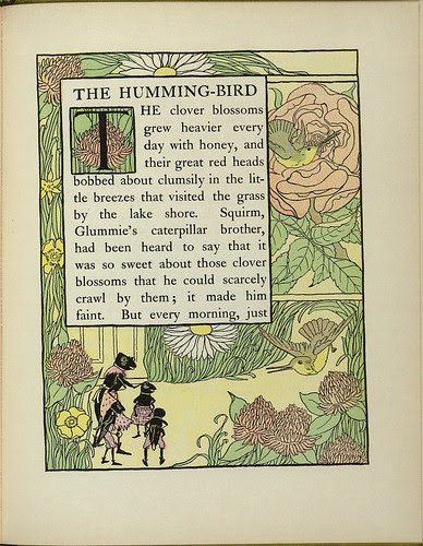 The Humming-Bird