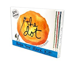 The Dot: Make Your Mark Kit (Creatrilogy)
