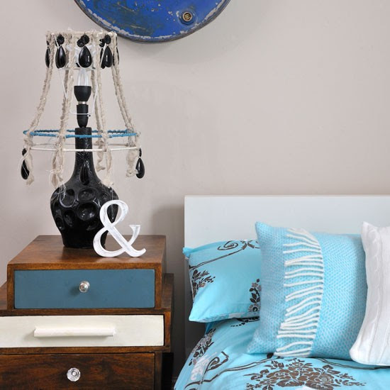 Second bedroom   Be inspired by this Victorian townhouse makeover ...