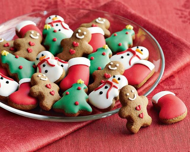 galletitas de navidad de Williams Sonoma