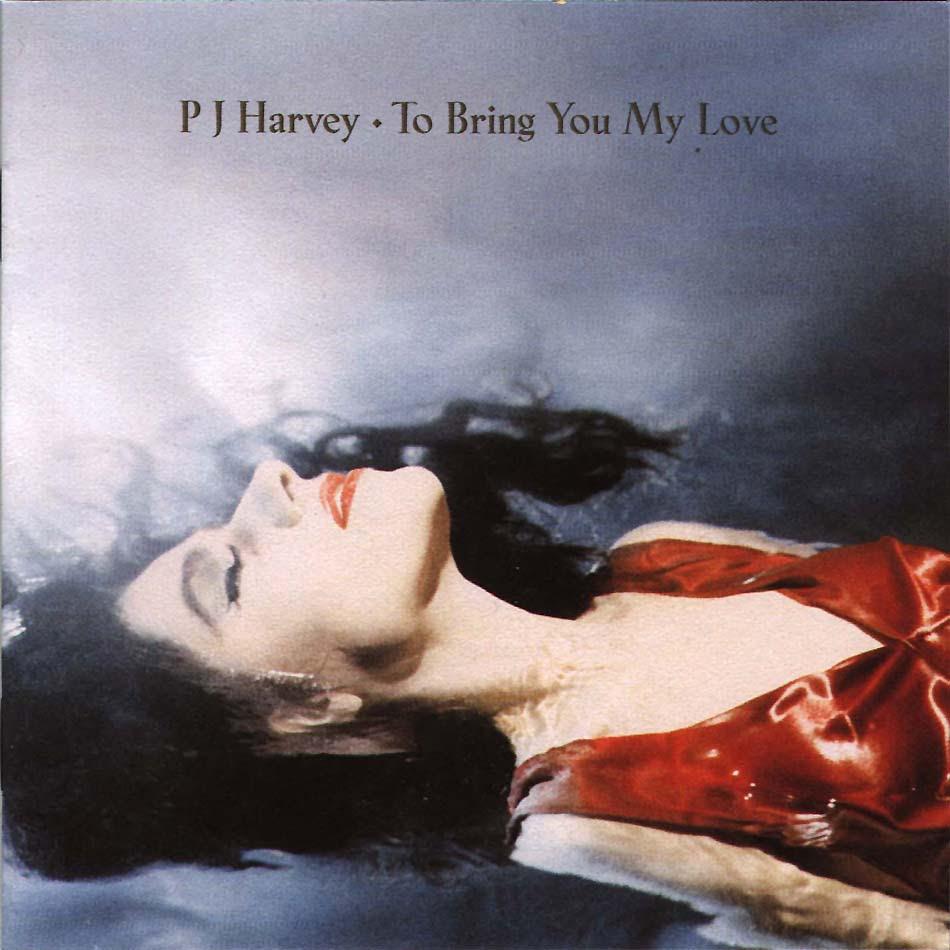 PJ Harvey To Bring You My Love 20 anos