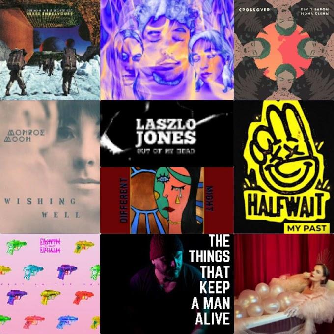 MUSO SOUP SINGLES #38: The Kecks, Halfwait, Sacha, Laszlo Jones e mais artistas passando por vertentes do Rock, Dream/Pop, R&B e Hip-Hop