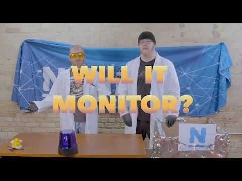NAGIOS XI bisa monitoring APAPUN ?