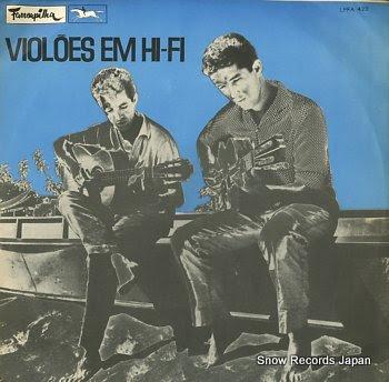 ALTAMIR PENHA E EDISON PENHA violoes em hi-fi