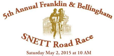 4th Annual Franklin & Bellingham SNETT Road Race