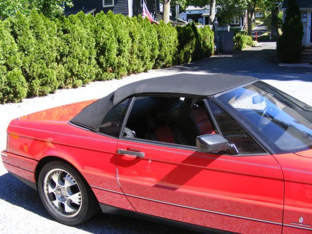 Cadillac Allante 1991 For Sale. 1g6vs3383mu125580 1991 ...