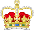 Crown of Saint Edward (Heraldry).svg