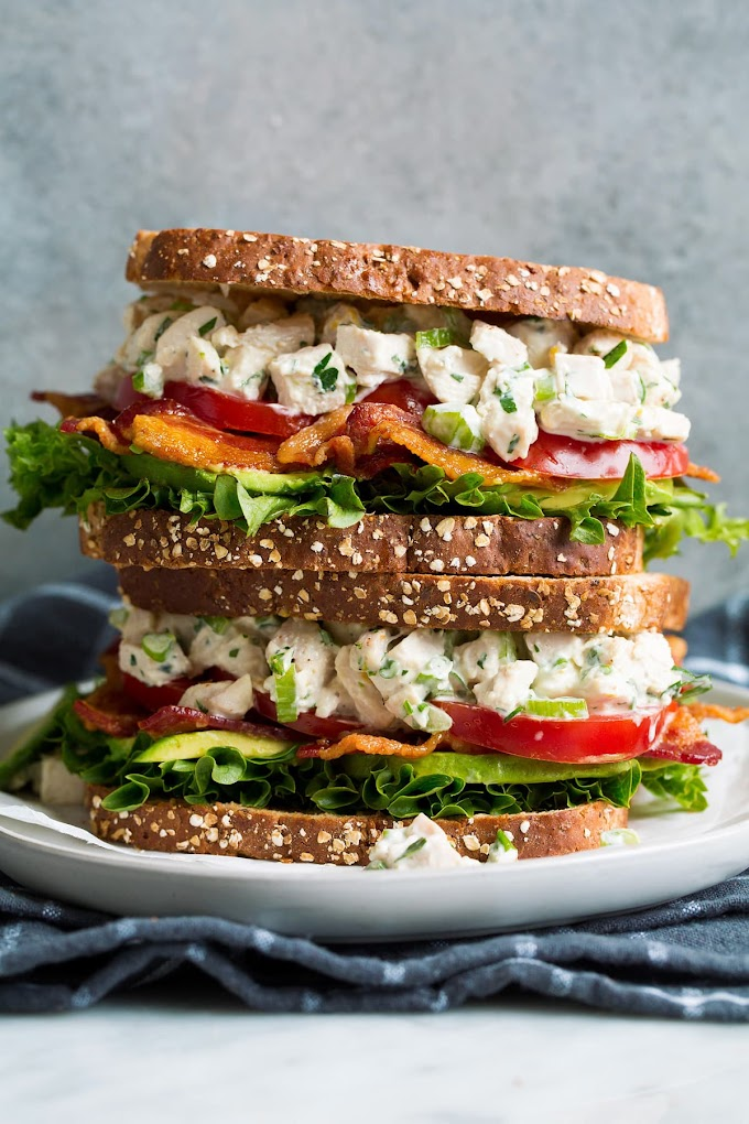 best Recipes Chicken Salad
