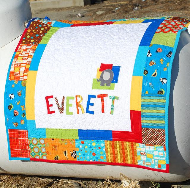 A little elephant for Everett