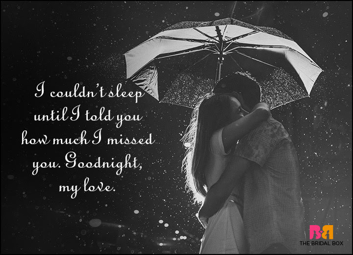 40 Good Night Love Quotes For A Perfect End To The Day