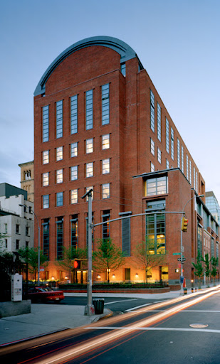 NYU School of Law - Campus Map - Google My Maps