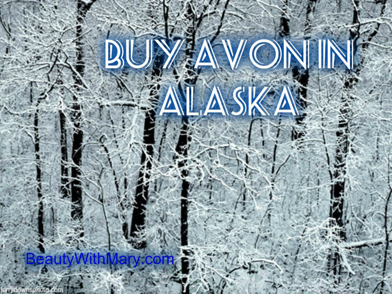 Shipping Avon to Hawaii or Alaska
