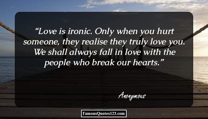 Sad Love Quotes Sad Love Quotations Sayings