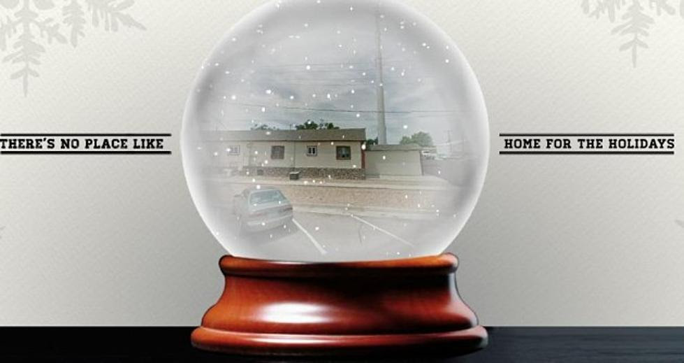 You Can Put Your Home In A Snow Globe