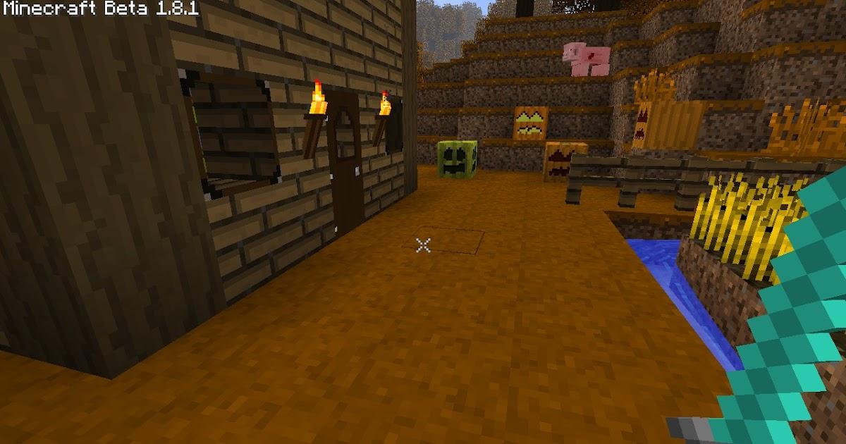 Minecraft Update Halloween - Muat Turun d